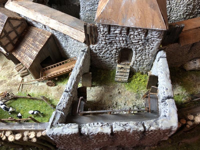 Burg Obergreifenstein - ca. 1:100 - Seite 5 41910057ef