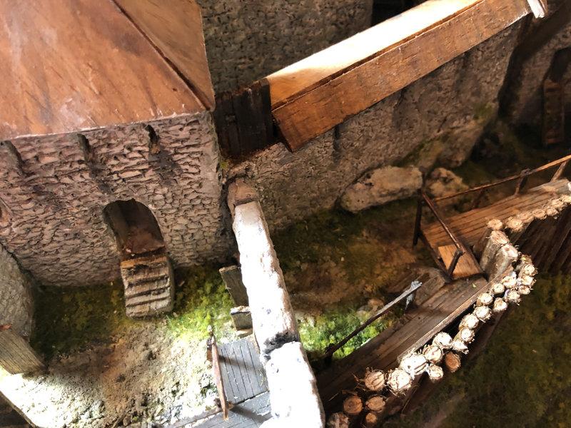 Burg Obergreifenstein - ca. 1:100 - Seite 5 41910058tm