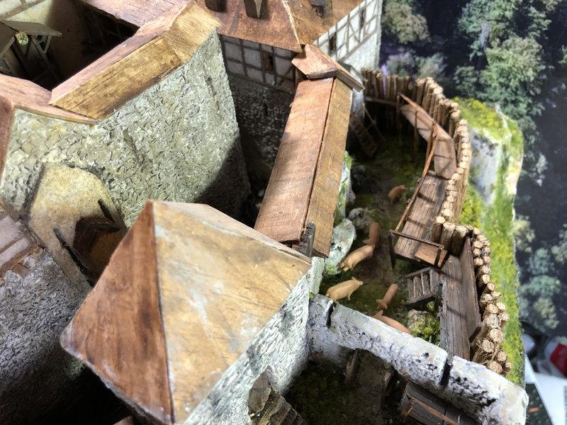 Burg Obergreifenstein - ca. 1:100 - Seite 5 41927059vy