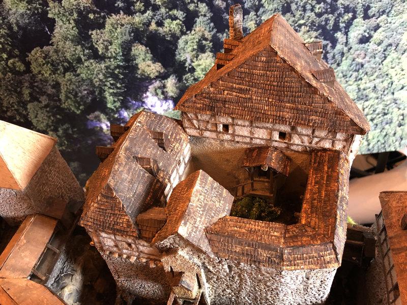 Burg Obergreifenstein - ca. 1:100 - Seite 5 41946589qx