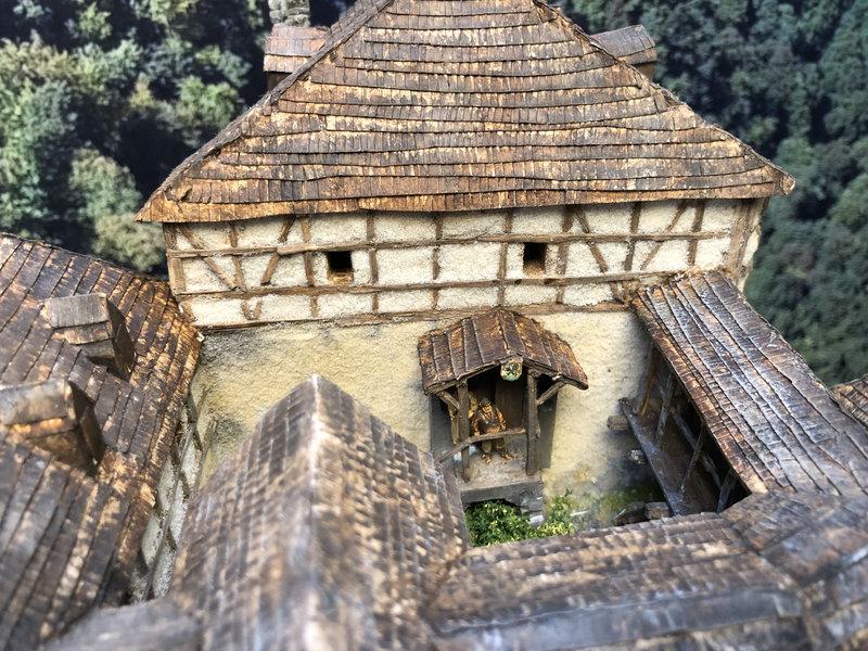 Burg Obergreifenstein - ca. 1:100 - Seite 6 41979269dq