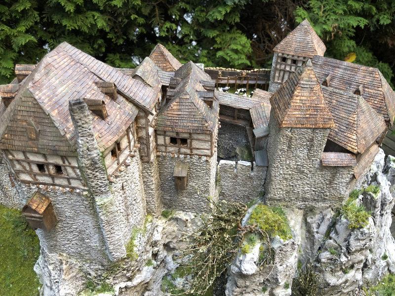 Burg Obergreifenstein - ca. 1:100 - Seite 7 41999160ud