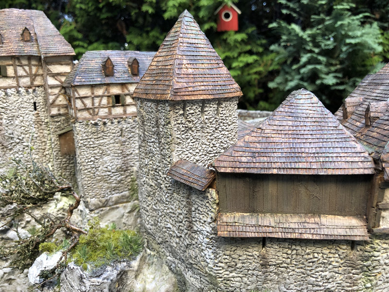 Burg Obergreifenstein - ca. 1:100 - Seite 7 42013929qx