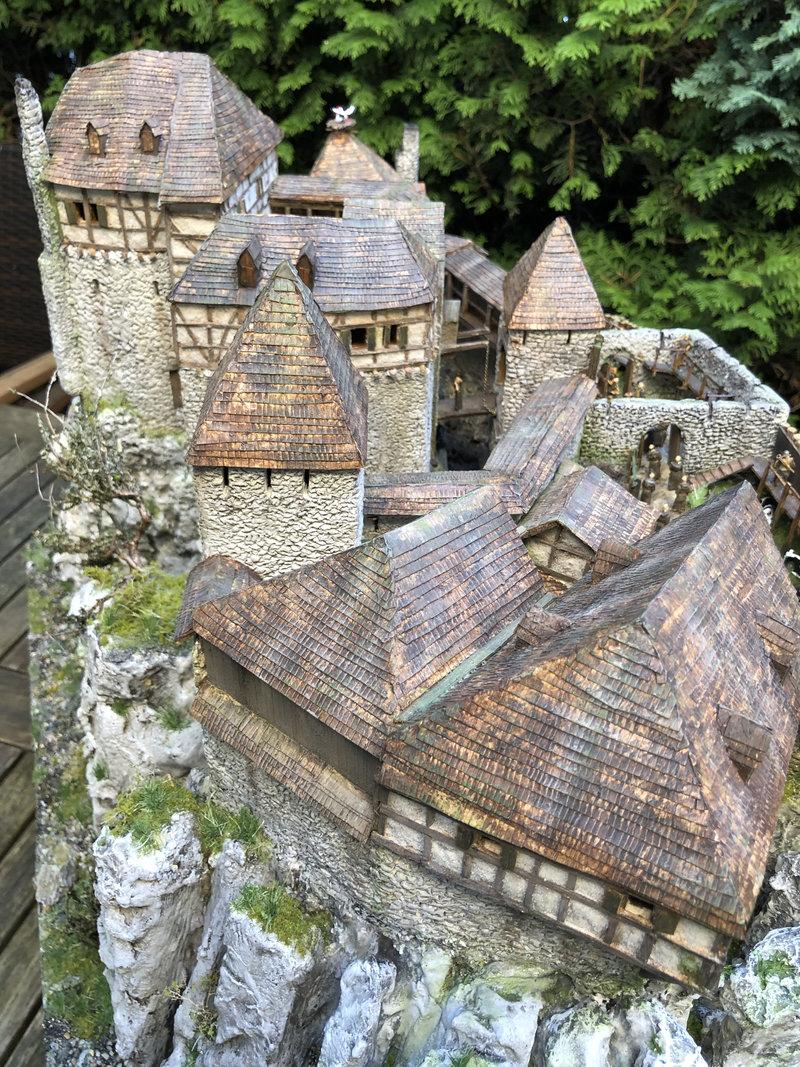 Burg Obergreifenstein - ca. 1:100 - Seite 7 42013934xf