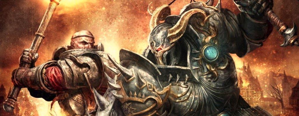 Warhammer Actionfiguren und Statuen