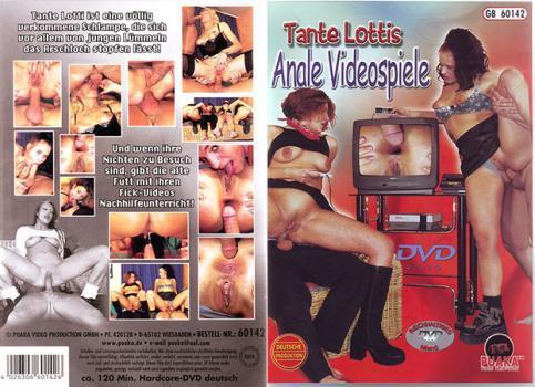 Tante Lottis anale Videospiele H265 MKV-Barber