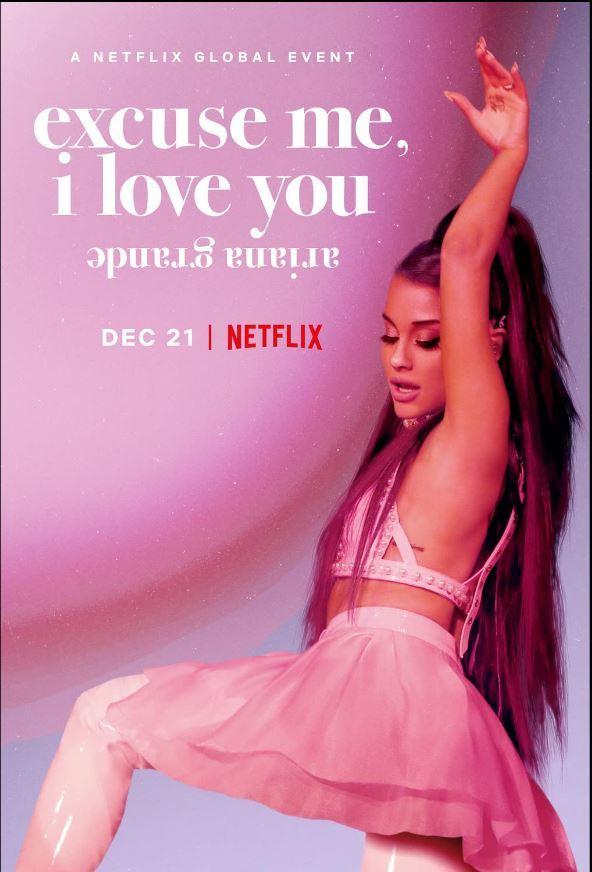 Ariana grande excuse me, i love you 2020 ENG AC3 microHD x264 - MBATT