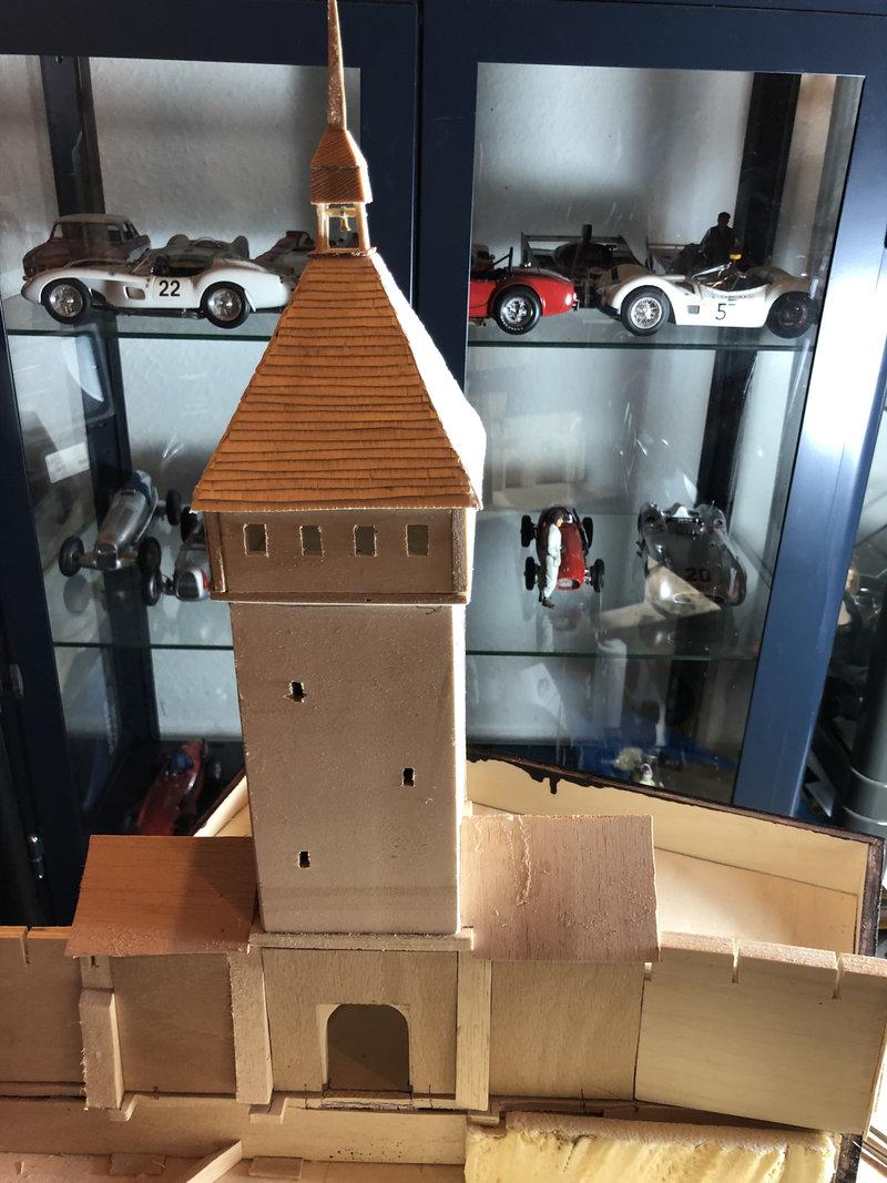 Stadttor einer Reichsstadt 13. Jahrhundert - Maßstab 1:72 - Seite 2 42225259pn