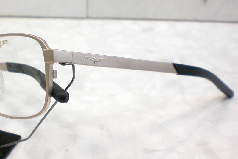 f0229497c3e8 Original Longines TITAN Brille L 4296 Farbe C gold matt